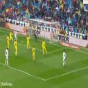 Cristiano Ronaldo's performance vs Villarreal (13/1/17)