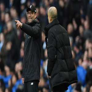 Jurgen Klopp has beaten Pep Guardiola on five different occasions in all competitions; more than any other manager.