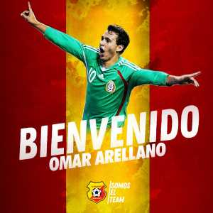 Omar Arellano signs with Club Sport Herediano of Costa Rica