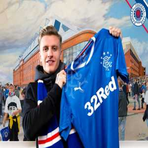 Rangers sign Jason Cummings on a loan with option to buy.