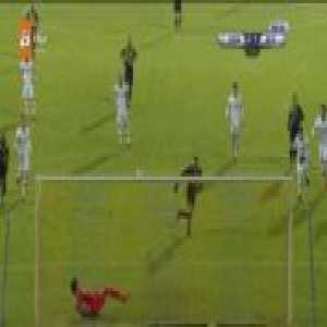 Osmanlispor [2]-1 Besiktas [3-5 on agg.] - Sokol Cikalleshi penalty
