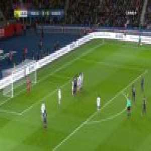 PSG [4]-0 Dijon : Neymar freekick 42'