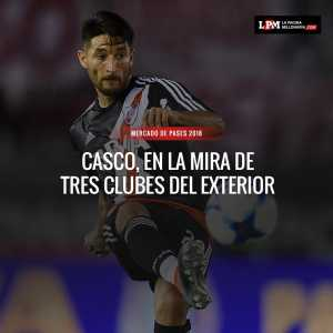 Trapzonspor, Galatasaray, and Fenerbahce are all interested in River's Milton Casco