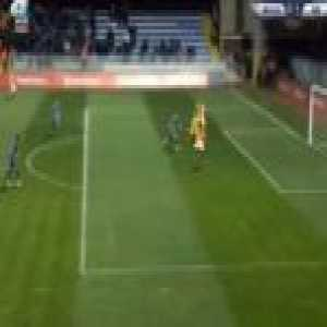 Bucaspor 0-1 Galatasaray [0-4 on agg.] - Bafetimbi Gomis