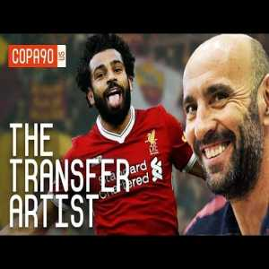 The Art of The Transfer ft. Roma's Monchi
