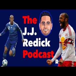"""Thierry Henry on Basketball vs. Soccer, Sports Intelligence, and the Beauty of Passing"" (The J.J. Redick Podcast)"
