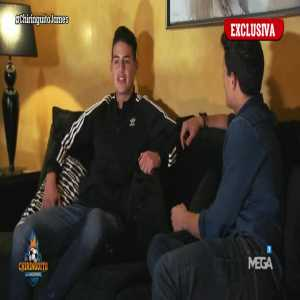 """James Rodríguez (Bayern): """"Yerry Mina is a great player for Barcelona. He will surprise everyone. He is talented and he will become one of the best defenders in the world."""""""