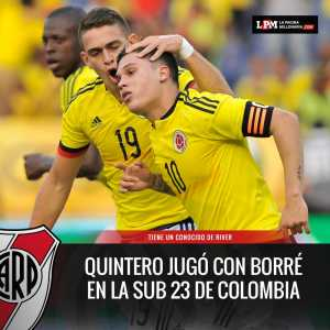Juan Fernando Quintero is close to joining River Plate from Porto