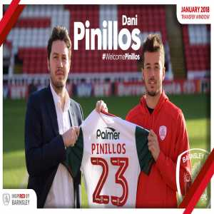 Official: Barnsley FC sign Spanish left-back Dani Pinillos on a free transfer from Córdoba