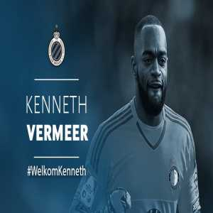 Official: Kenneth Vermeer has moved to Club Brugge on loan with an option to buy