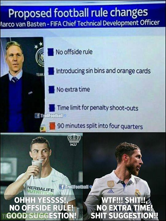 Ronaldo and Ramos Be Like..😂 MJJ