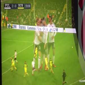Fulham 2-0 Burton Albion (Lucas Piazon 34 mins)