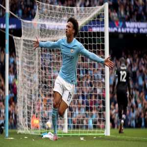 Leroy Sané is the first U23 player to reach 10 league assists in Europe this season