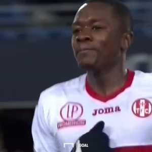 Toulouse 1-0 Montpellier: Gianelli Imbula (Screamer)
