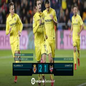 Villarreal leapfrog Real Madrid into the fourth and final Champions League spot