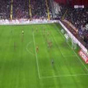 Antalyaspor 1-[1] Besiktas - Anderson Talisca