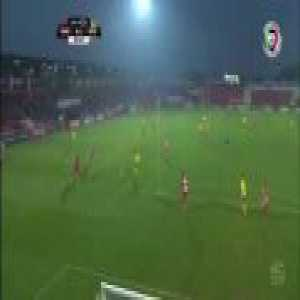 Aves 0-2 Paços Ferreira - Bruno Moreira