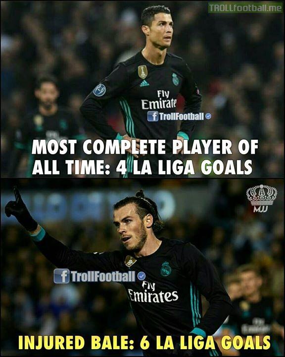 Bale Is On Fire This Season!🔥🔥 MJJ