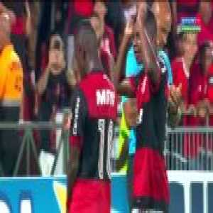 Flamengo 1-0 Cabofriense: Vinicius Junior