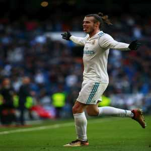 Gareth Bale has scored 5 goals in 2018, more than any other LaLiga player in all comp