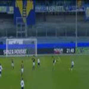 Hellas Verona 0-3 Crotone - Federico Ricci
