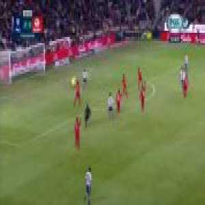 Pachuca [3]-0 Lobos BUAP: Erick Aguirre, assist by Keisuke Honda