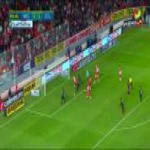 Ronaldo goal vs. Necaxa [2]-1