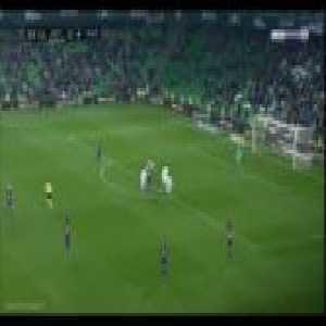 Suarez Second Goal against Real Betis (0-5)