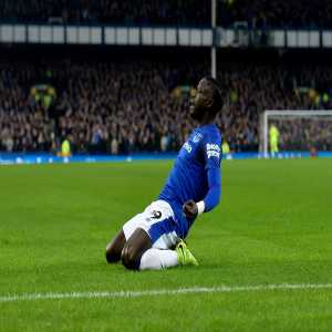 Super-sub Oumar Niasse scored just 56 seconds after coming off the bench for Everton - the fastest goal by a substitute in the Premier League this season