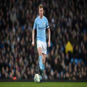 His current deal doesn't expire until 2021, but Kevin de Bruyne is set to sign a new long-term deal with Man City.