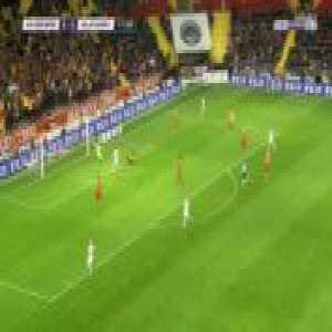 Kayserispor 0-1 Galatasaray - Eren Derdiyok