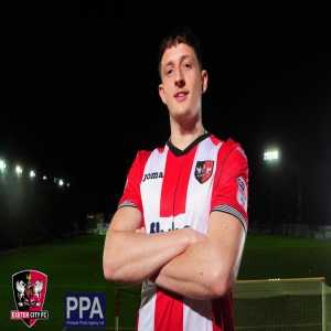 Young Tottenham Forward Ryan Loft Joins Exeter City on Loan Until the End of the Season