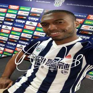 Official: West Bromwich Albion sign Daniel Sturridge on loan from Liverpool