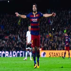 Luis Suarez has scored nine goals in his nine games against Valencia in all competitions, his favourite opponent for Barcelona, alongside Betis