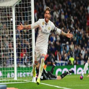 Sergio Ramos is the only defender in history to have scored in 14 consecutive La liga seasons