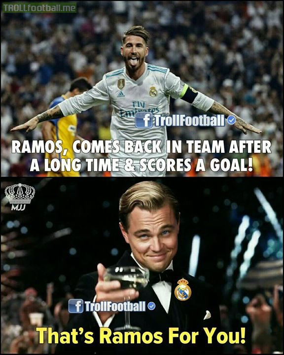What A Comeback By Ramos!🔥 MJJ
