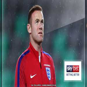 """Wayne Rooney: """"I knew that at 16 years-old I was the best player in the team (Everton). """"David Moyes dropped me and I was raging. I couldn't understand why."""""""