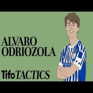 Alvaro Odriozola: Spain's Great Prospect | Tactical Profile