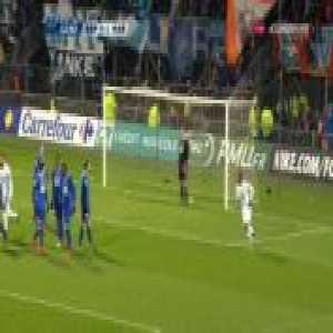 Bourg-en-Bresse 0-2 Marseille - Dimitri Payet