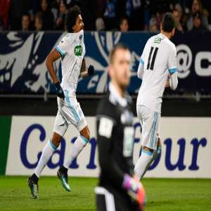 Opta - Olympique de Marseille picked up their biggest win in all comps since December 1948