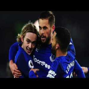Sam Allardyce's Everton Tactics
