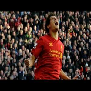 5 Years ago, it was Suarez who assisted Coutinho's debut goal for Liverpool. Today, he did the same with FC Barcelona