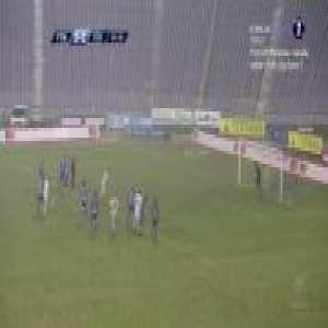 Adrian Balan misses the chance for his 3rd goal in ACS Poli Timisoara 2-2 FC Voluntari / missed penalty / LIGA1 Romania