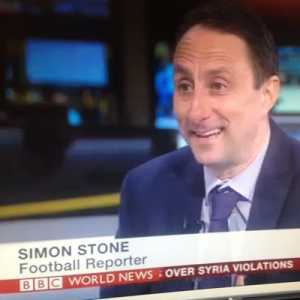 """Simon Stone - Long JM answer about what a 'box to box' is, then: """"Paul Pogba is a midfielder. Not left back/striker. Depends on tactical system but always midfield player. With so many opinions, people get confused. Between me + Paul no confusion. Difficult to find one with more potential."""""""