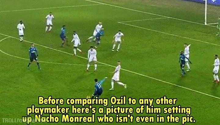Ozil ! Frank