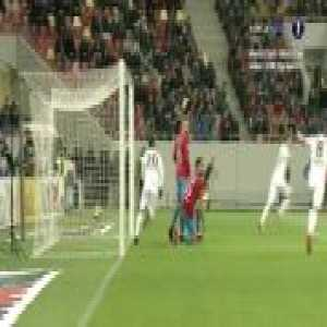 FCSB 0 - [1] CFR Cluj / Vinicius min. 33 / LIGA1 Romania