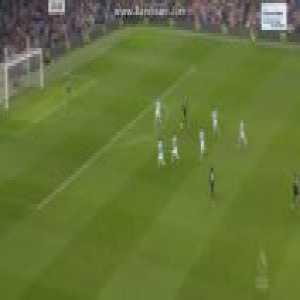 Jamie Vardy goal vs Man city (1-1)