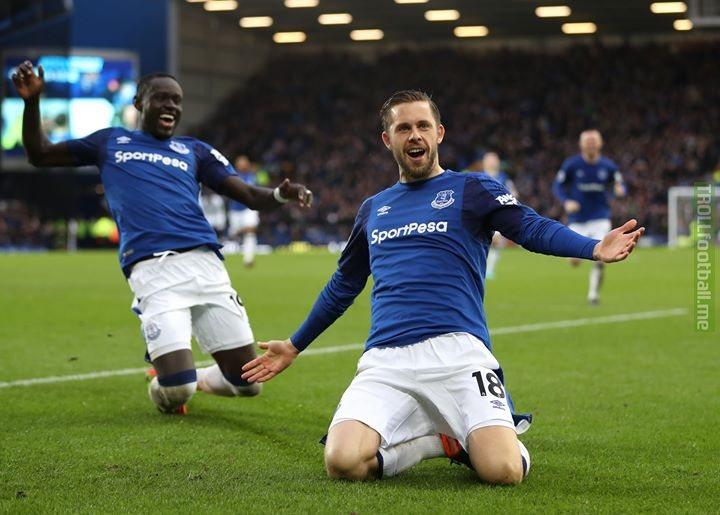Sigurdsson, Niasse and Davies notch as Everton produce a second-half masterclass to beat Palace 3️⃣-1️⃣