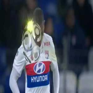 Olympique Lyonnais 0-[1] Stade Rennais — Wahbi Khazri 6'