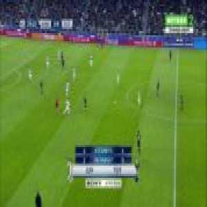 Buffon fantastic save to deny Harry Kane